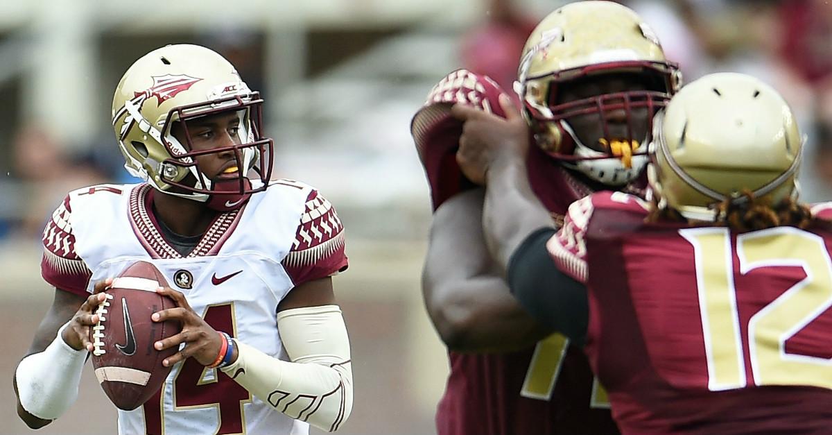 FSU quarterback De'Andre Johnson charged with misdemeanor