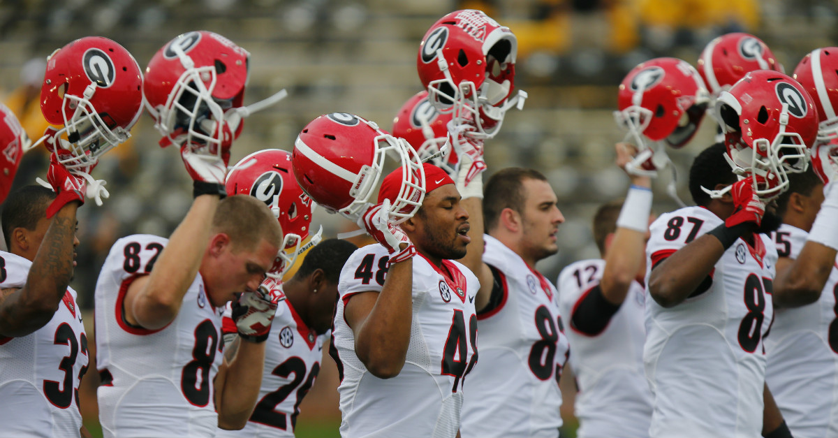 Georgia announces home-and-home series with UCLA for the 2025 and 2026 season