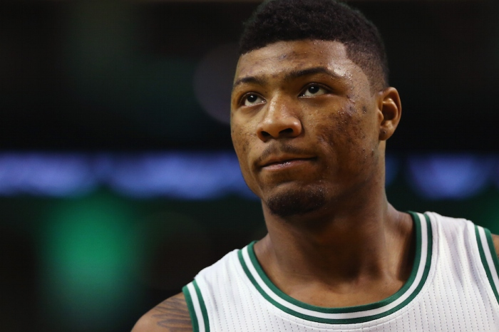 Boston Celtics reportedly tried to flip Marcus Smart for Nerlens Noel, No. 3 overall pick