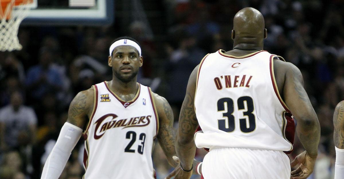 Shaquille O'Neal weighs in on the Michael Jordan-LeBron James-Kobe Bryant debate