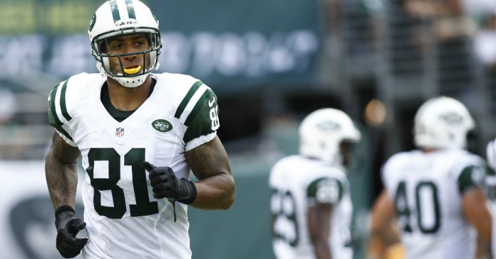 Kellen Winslow Jr. challenges Antonio Cromartie to fight; Jets CB delivers crushing blow in response