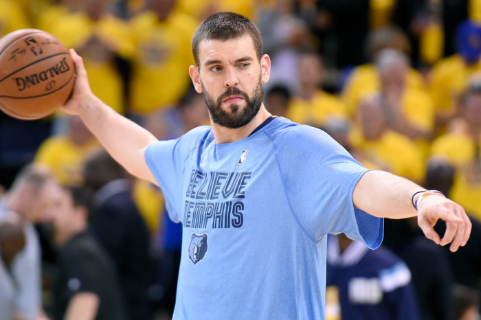 Report: Marc Gasol does not want to head west to L.A.