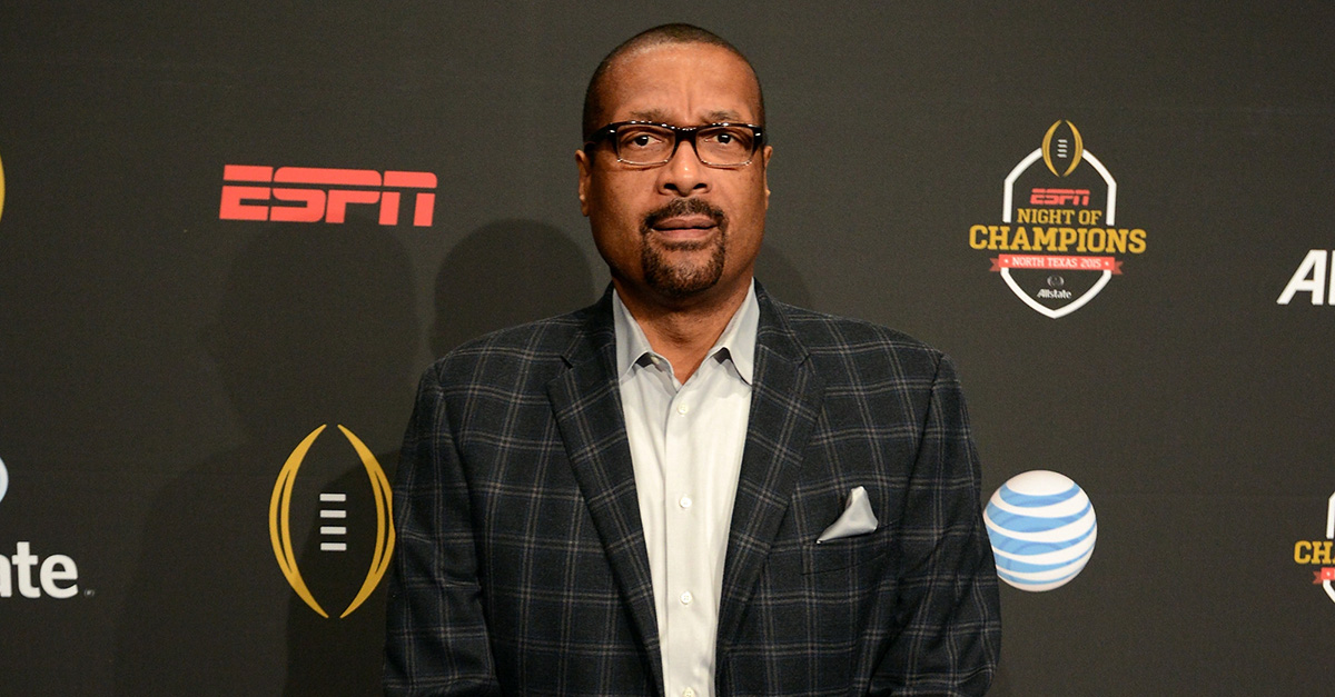 ESPN will take Mark May off of College Football Final, all new lineup introduced