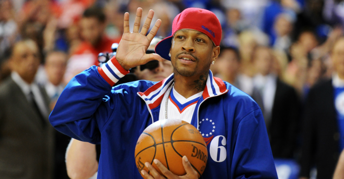 Allen Iverson's practice rant is now a funky song