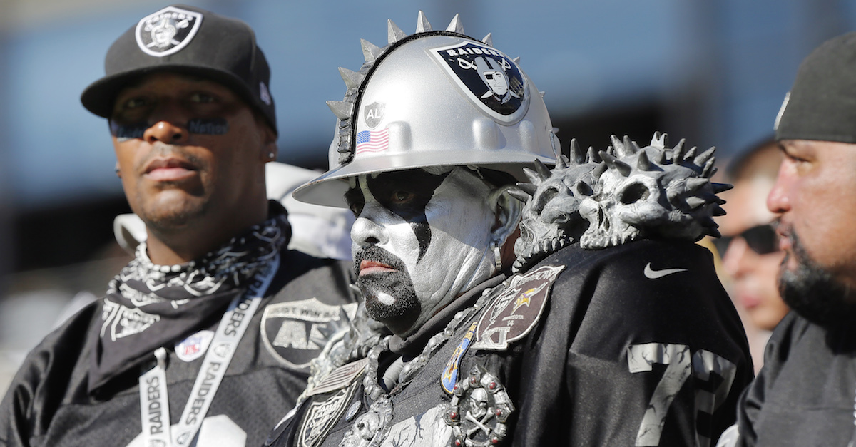 Oakland is still going to be paying for the Raiders even after they leave for Las Vegas