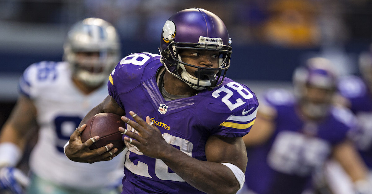 Adrian Peterson reportedly closing in on deal with potential Super Bowl contender