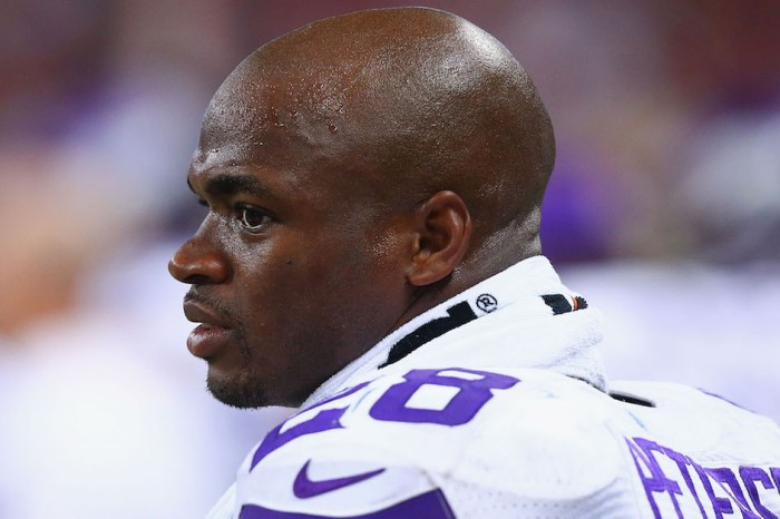 There may be one hidden reason Adrian Peterson is getting an official visit with a championship contender