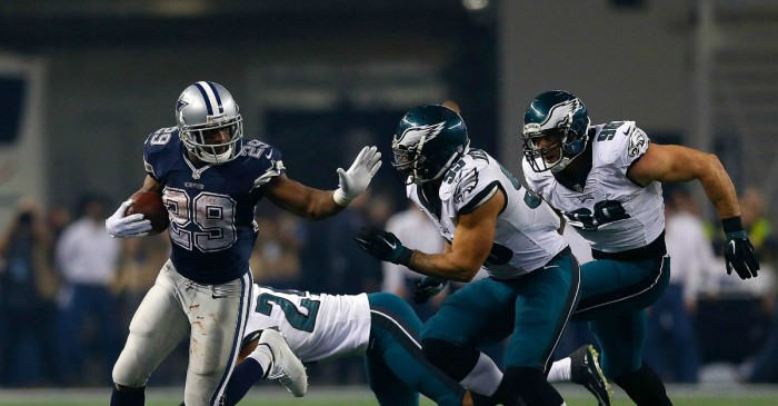 """DeMarco Murray """"made best decision"""" for his family by moving to Eagles"""