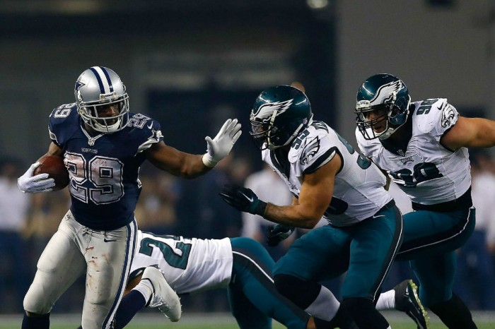 "DeMarco Murray ""made best decision"" for his family by moving to Eagles"