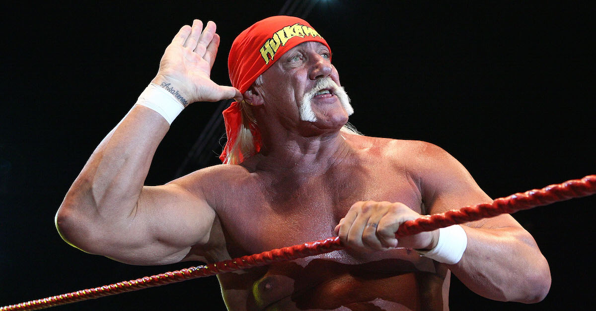 "Hulk Hogan comments on who he believes is the ""new Hulkster"""