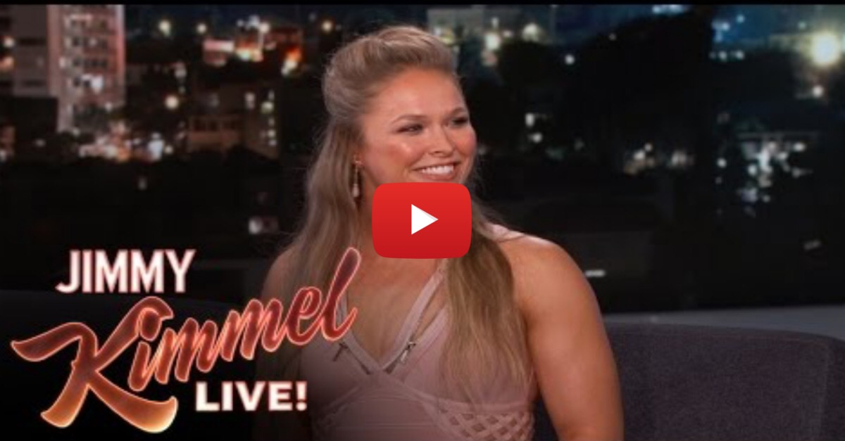 """Ronda Rousey wants to beat Bethe Correia in """"the most devastatingly, embarassing way possible"""""""