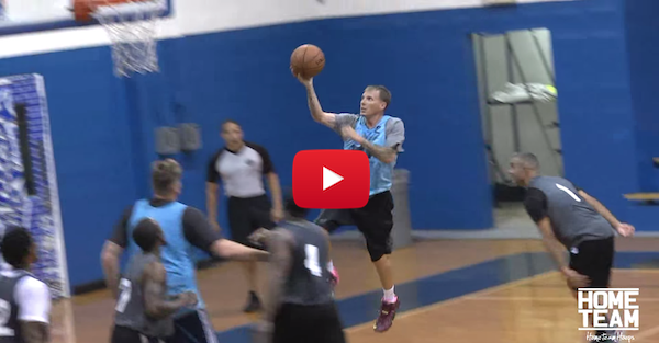 "Jason Williams is still ""White Chocolate"" at age 39"