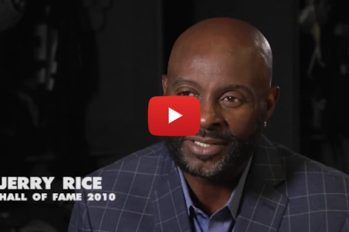 Jerry Rice just compared rookie Amari Cooper to this Hall of Fame receiver