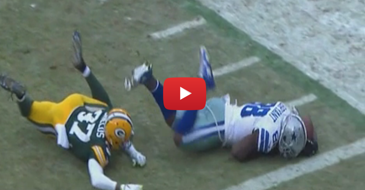 Dez Bryant catch rule gets revamped, is somehow worse