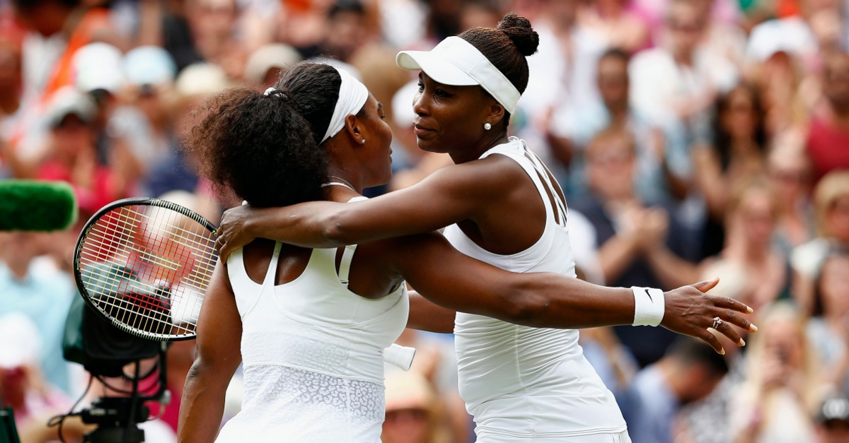 The Williams sisters may have just played against each other at Wimbledon for the last time
