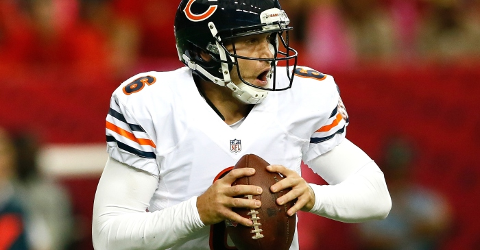 Jay Cutler is actually giving the Bears some great advice after his apparent retirement