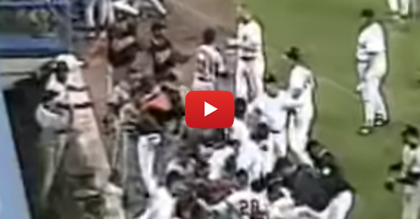 1998 Fight Between Orioles and Yankees Is Still Baseball's Ugliest Team Brawl