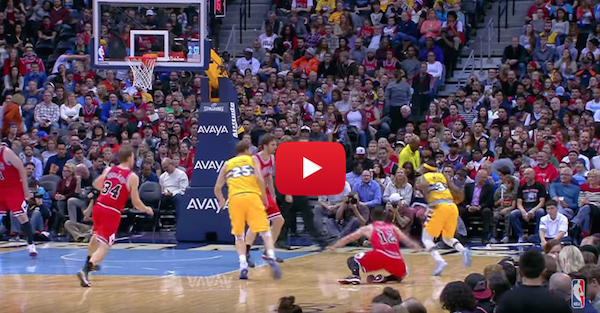 You'll want to see the best NBA crossovers from last season
