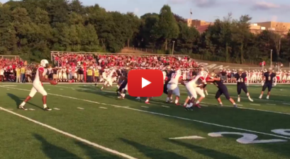 The 'Butt Punt' is the Funniest TD in High School History