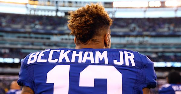 What Odell Beckham Jr. did, in light of national anthem protests, should earn him plenty of new fans