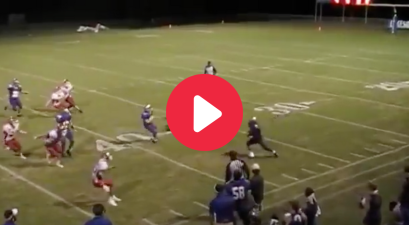 This Punt Return Looks Like Something Out of a Video Game