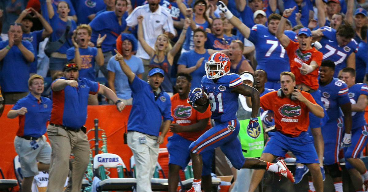 University of Florida releases statement following Antonio Callaway ruling