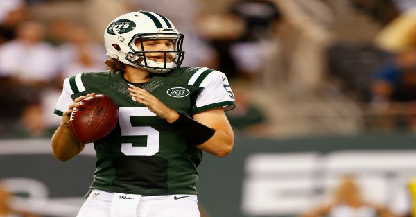 Matt Flynn had the best response to getting cut by the Jets