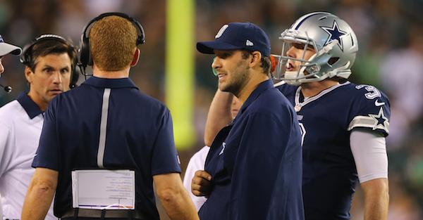 Report: Cowboys trade for veteran quarterback