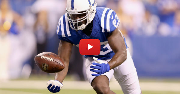 Watch a ghost cause Frank Gore to fumble at the most inopportune time