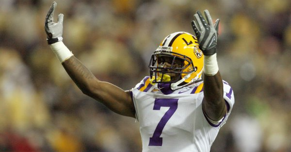 Ex-LSU CB Patrick Peterson donates one of largest sums by a former athlete to his school