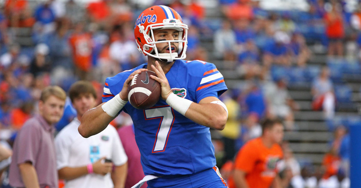 Report: Will Grier transferred after coaches didn't guarantee him a job