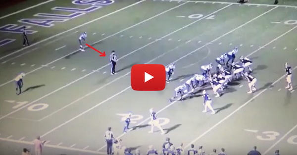 Texas HS Players Intentionally Smoke an Official After Bad Call