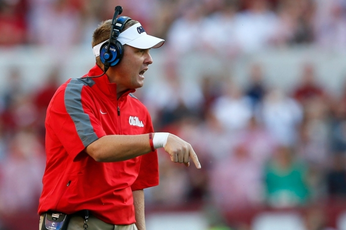 Controversial former head coach Hugh Freeze has reportedly interviewed to coach on Nick Saban's staff