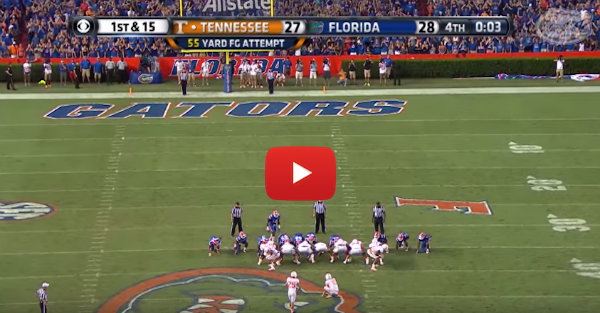 Mick Hubert's radio call of Florida's miraculous comeback win over Tennessee will give you chills