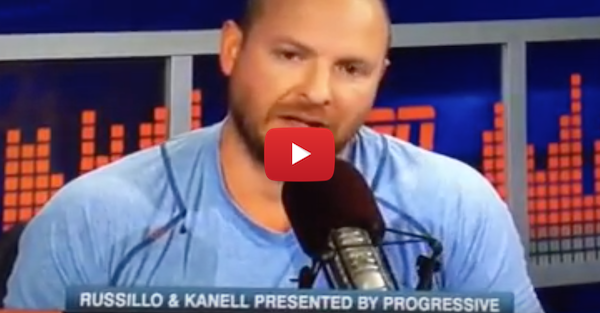 Ryen Russillo crushes 'experts' in Tim Tebow-like analysis of Peyton Manning