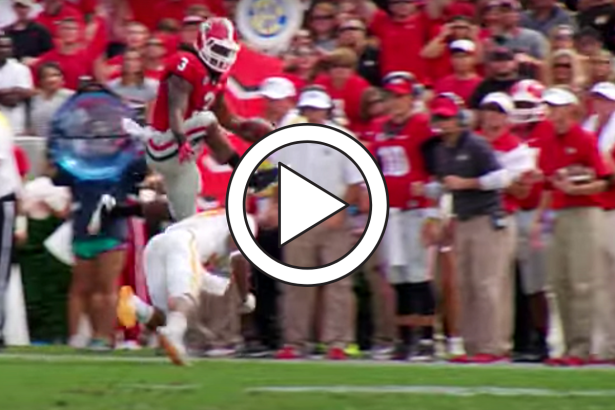 Todd Gurley's Tennessee Hurdle Made Vols Fans Weep