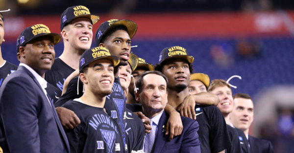 Coach K's thoughts on one-and-dones might surprise you