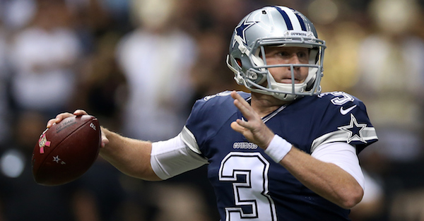 Cowboys QB Brandon Weeden absolutely loses it on Twitter haters