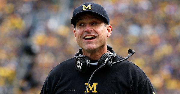 Colorado takes hilarious shot at Jim Harbaugh with this tactic
