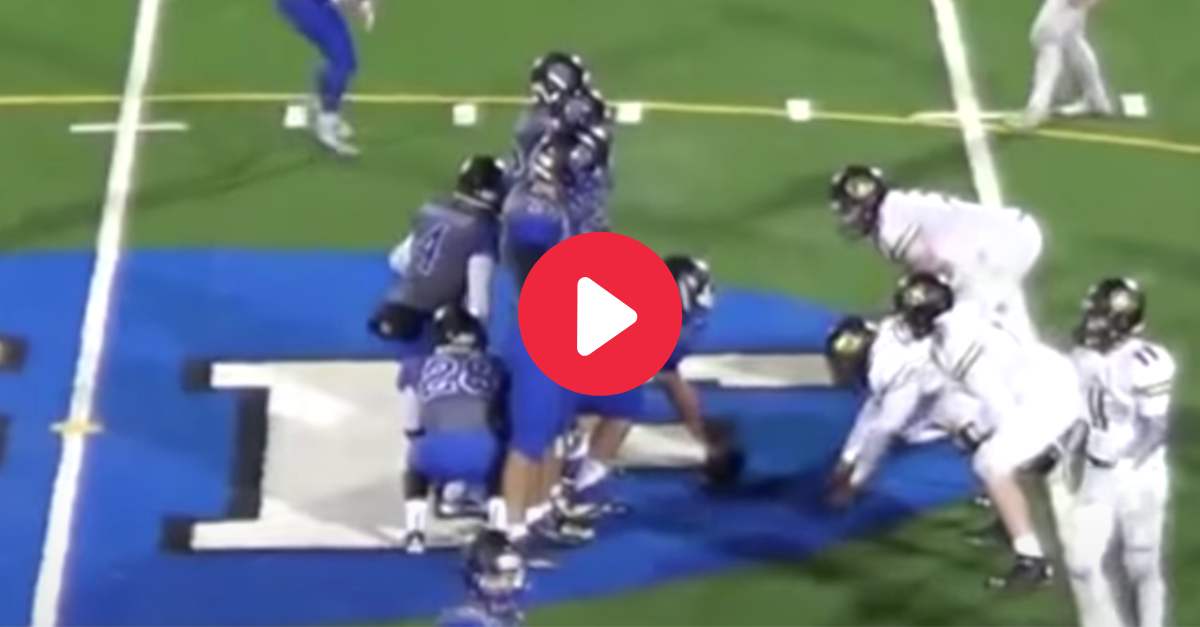 """High School Plays """"Hide and Seek"""" for Perfect Trick Play"""