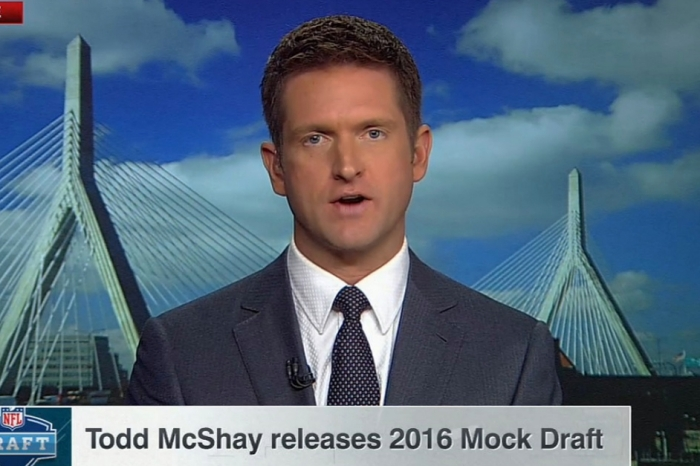 Twitter catches ESPN's Todd McShay in a lie about former Auburn WR Duke Williams
