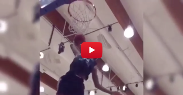 Shaq's sons are throwing each other alley-oops, the end is nigh