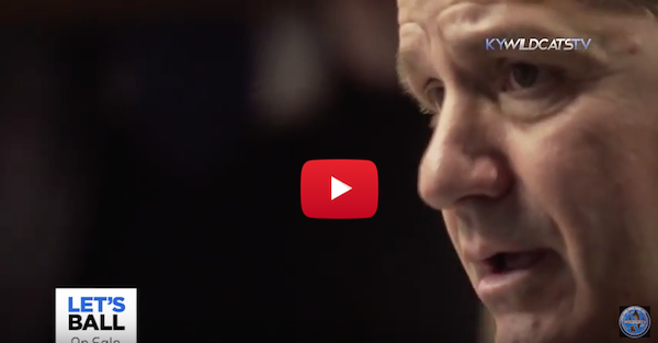 Kentucky releases sneak peek of basketball documentary