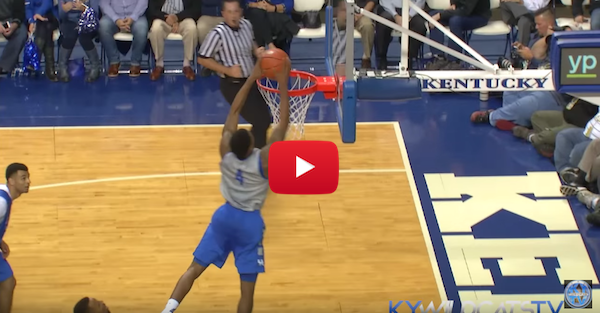 Get a glimpse of how good Kentucky will be this season
