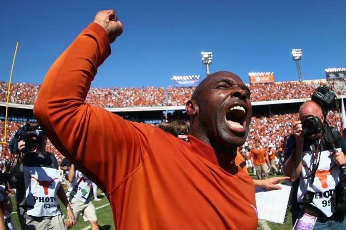 "Miami Herald: Texas coach Charlie Strong ""indeed interested"" in Miami job"
