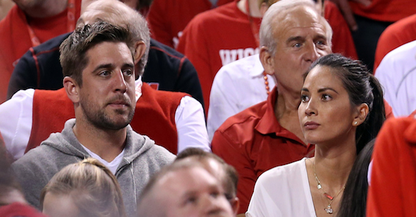 Aaron Rodgers' girlfriend Olivia Munn has had it with Packers fans blaming her for the losing streak