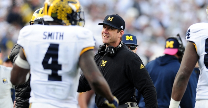 Michigan reportedly set to poach a top assistant from within its own conference