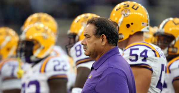 LSU DC Kevin Steele hasn't quite lived up to John Chavis' standard of excellence