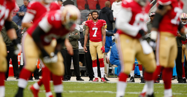 Colin Kaepernick is so toxic the 49ers may decide to take this drastic action