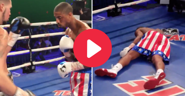 "Michael B. Jordan Took Real KO Punch While Filming ""Creed"""